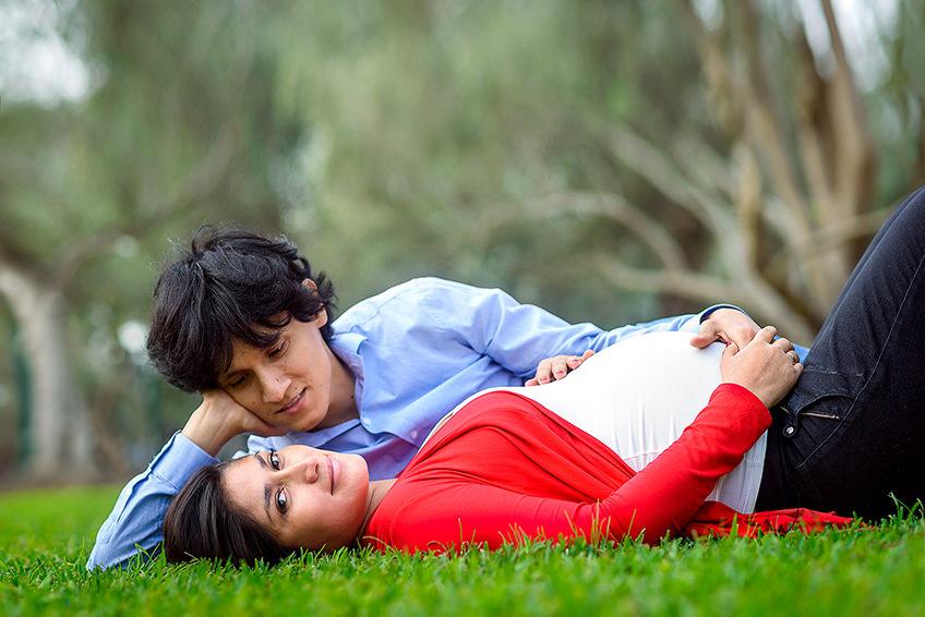Elizabeth & Jorge Luis & Gael
