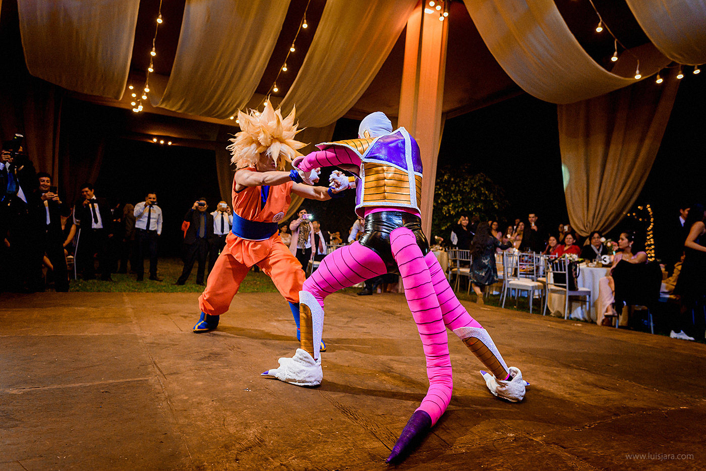 Boda Dragon Ball